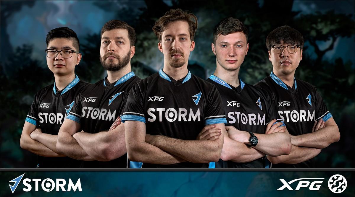 Az XPG partnerséget kötött az észak-amerikai J.Storm e-Sport csapattal