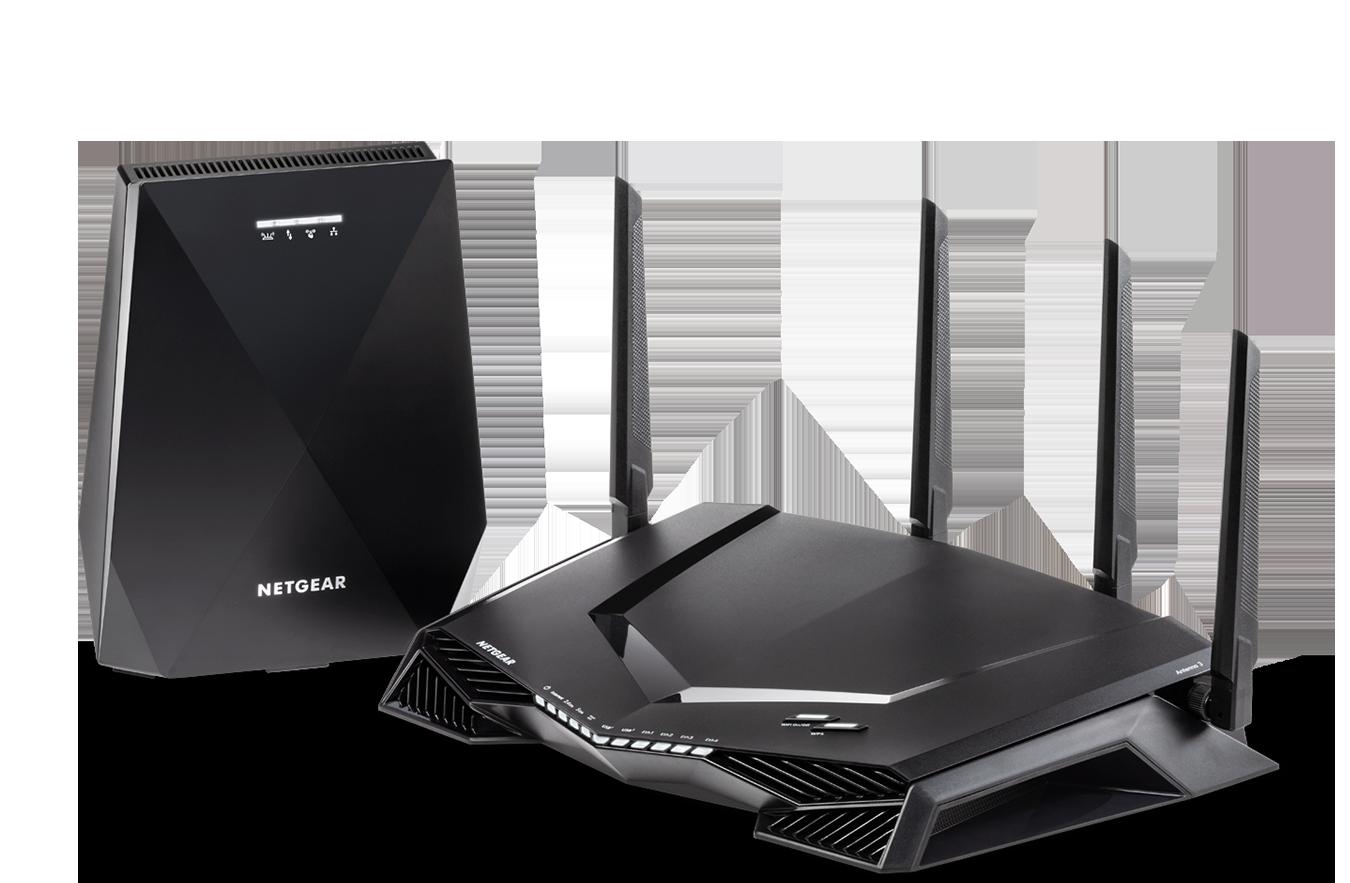 Tapasztald meg a mesh WiFi szabadságát az új Nighthawk Pro Gaming rendszerrel