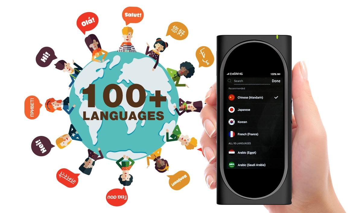 Megjelent az ADATA AI hangalapú fordítókészülék