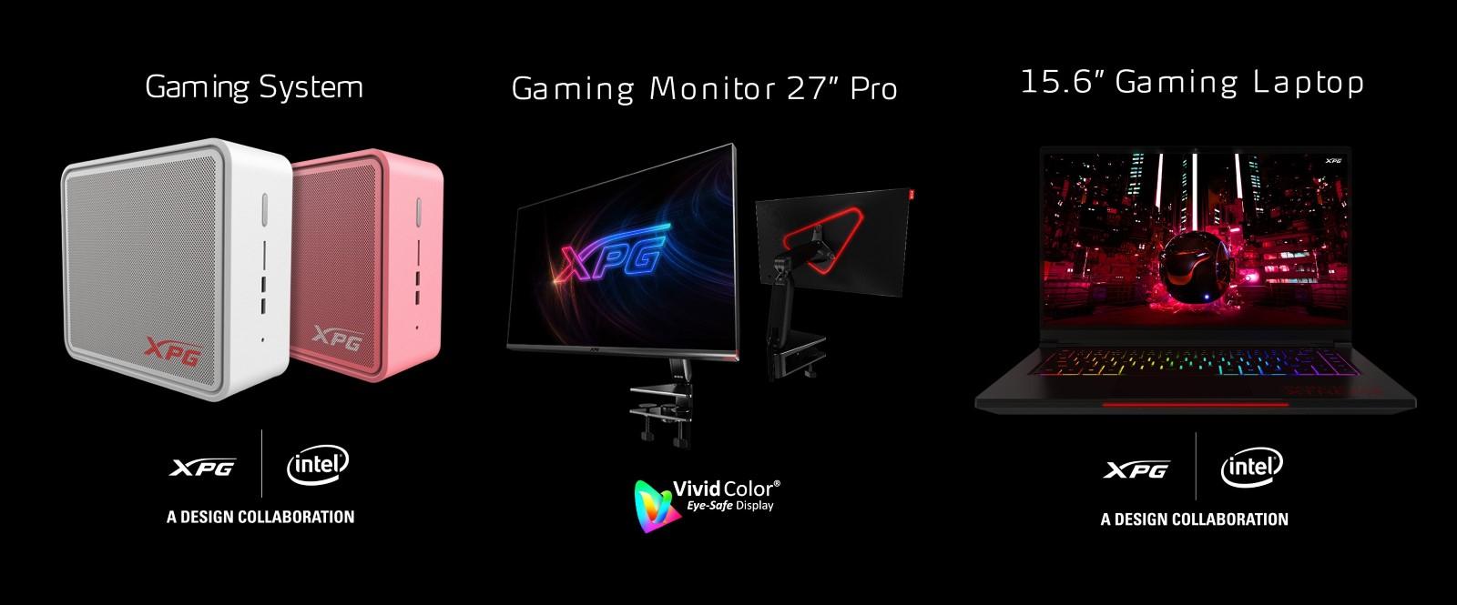 Az XPG bemutatja a teljes gaming felszerelés kínálatát a CES 2020 kiállításon