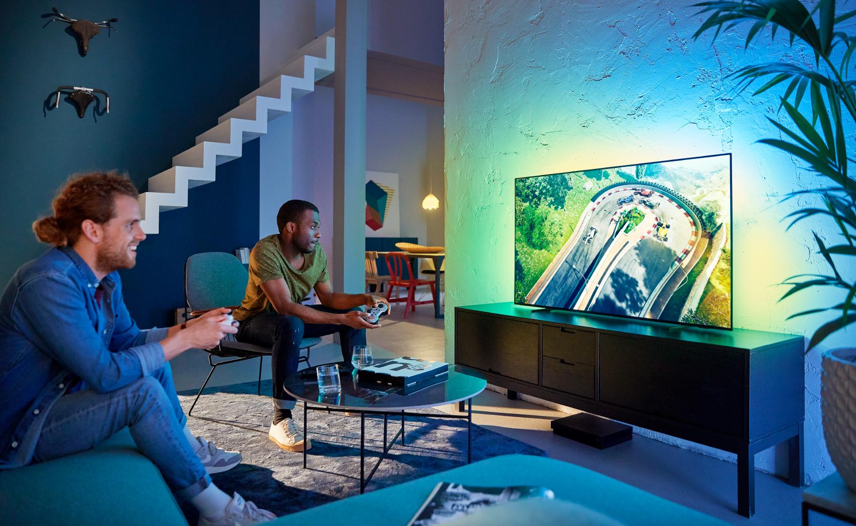 Philips OLED 754 4K UHD televízió prémium tulajdonságokkal