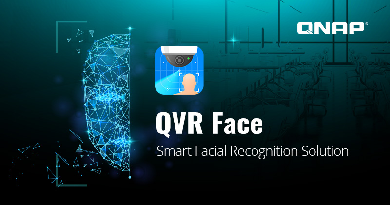 A QNAP bemutatja a helyszíni QVR Face intelligens arcfelismerő megoldást