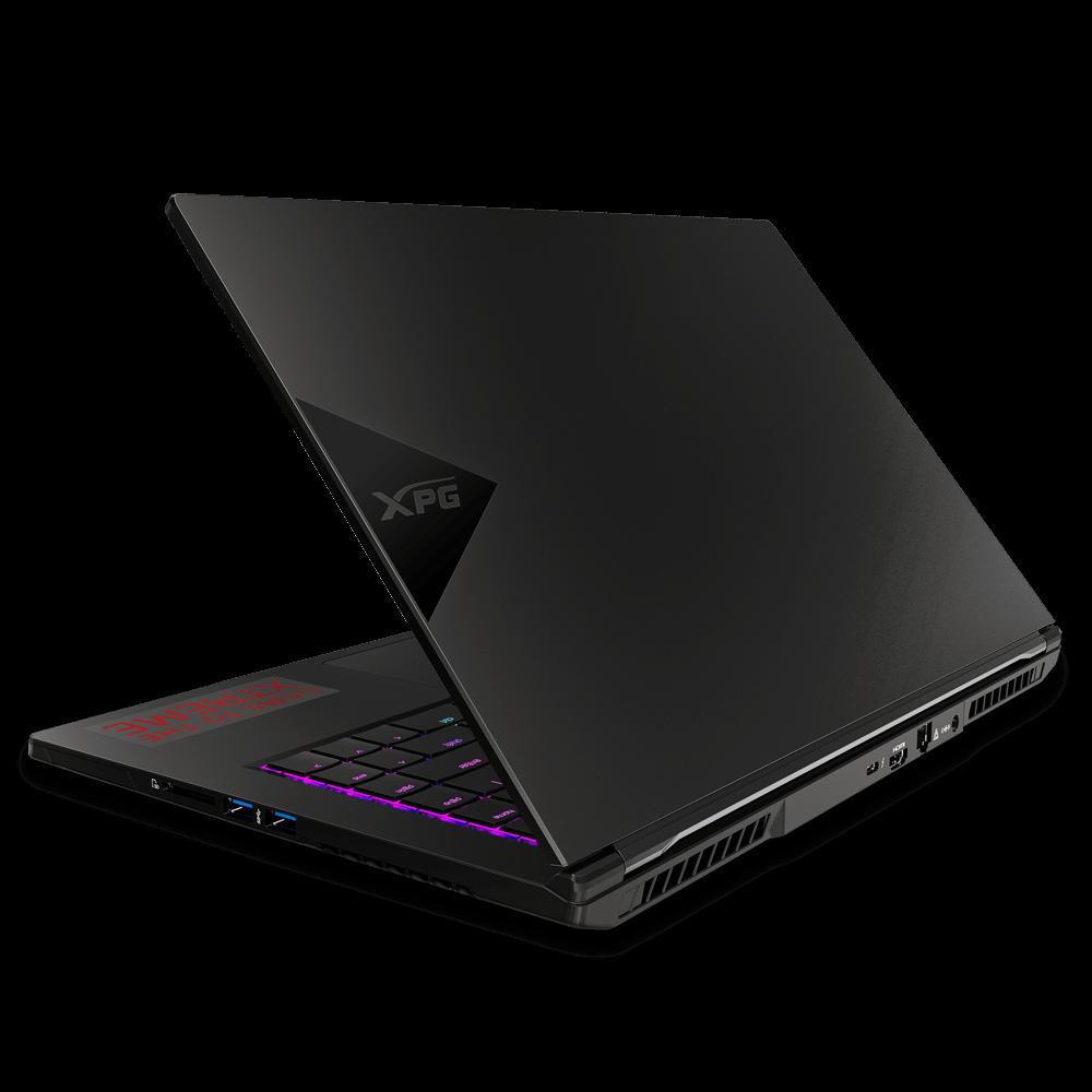 Az XPG bemutatta a 15,6 hüvelykes XENIA gaming notebookot