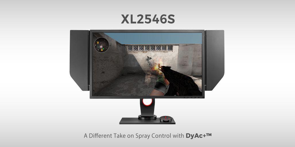 A BenQ bemutatta a ZOWIE XL2546S monitort