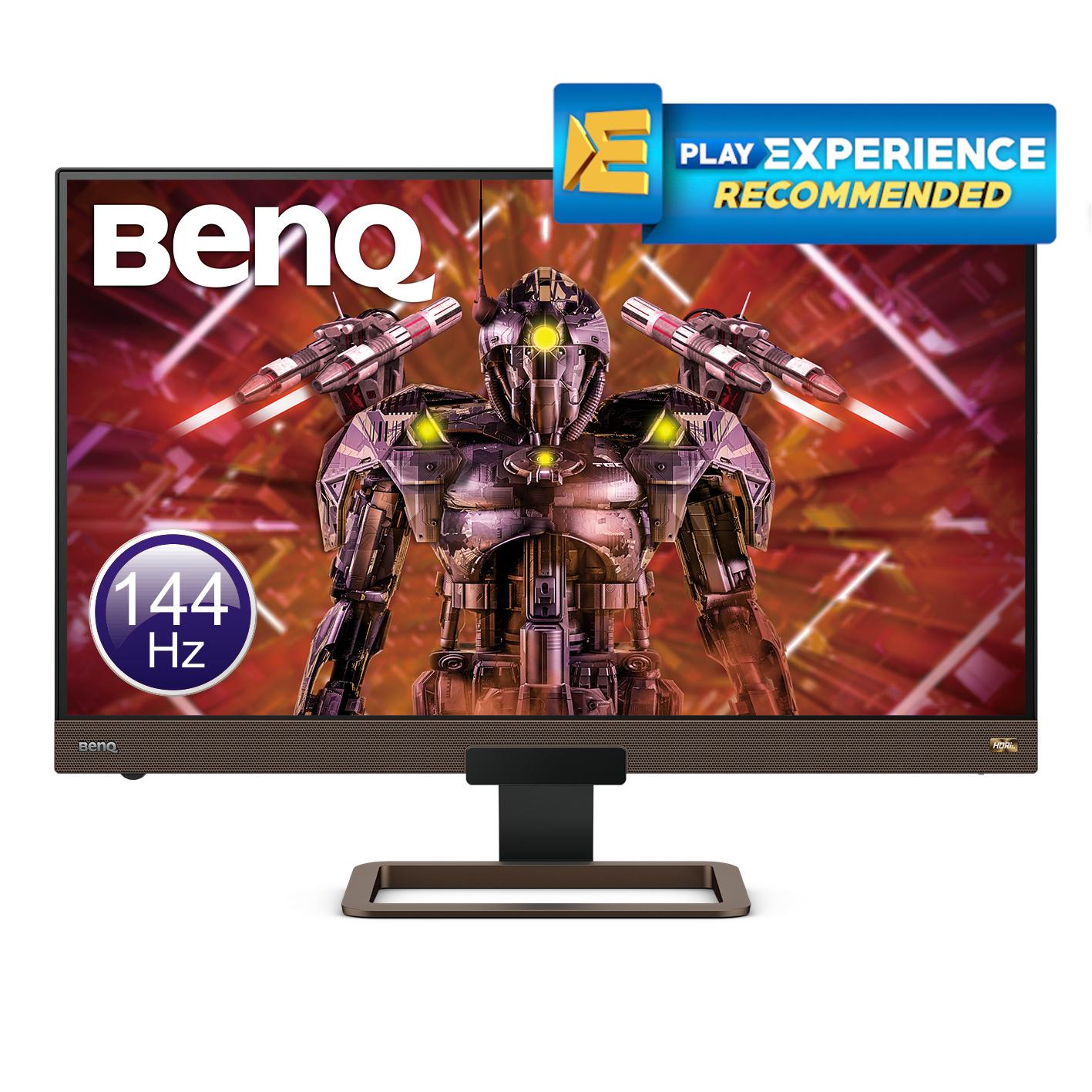 BenQ – A magas képfrissítésű monitorok előnyei