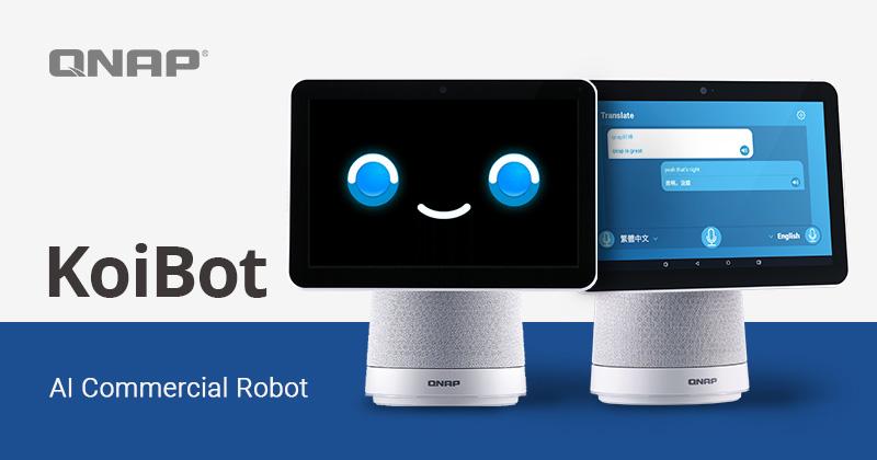 A KoiBot – a QNAP új AI kereskedelmi robotja