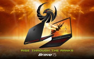 Az MSI bemutatta a frissített, teljesen AMD alapú laptopját: a Bravo 15-öt